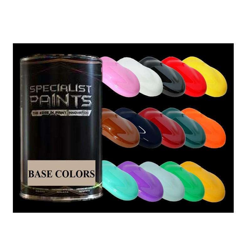 Specialist Paints Base Colours