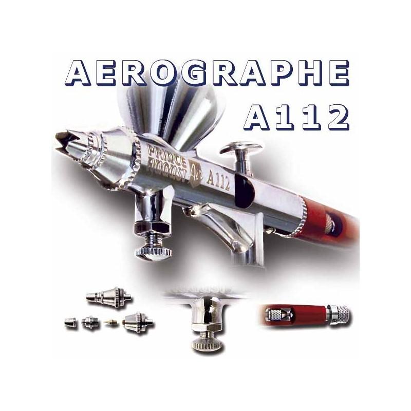 Aerographe A112 Haute Définition