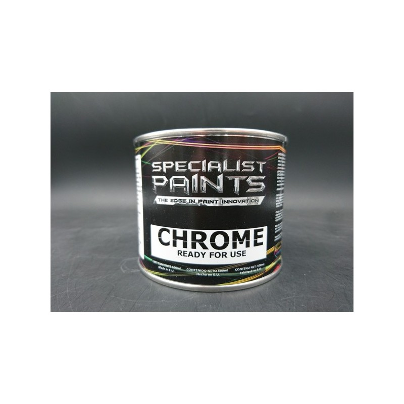 Specialist Paints Chrome